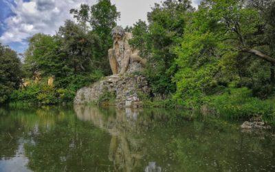 Il gigante nel parco: visita a Pratolino
