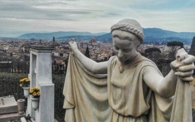 Il cimitero delle porte sante