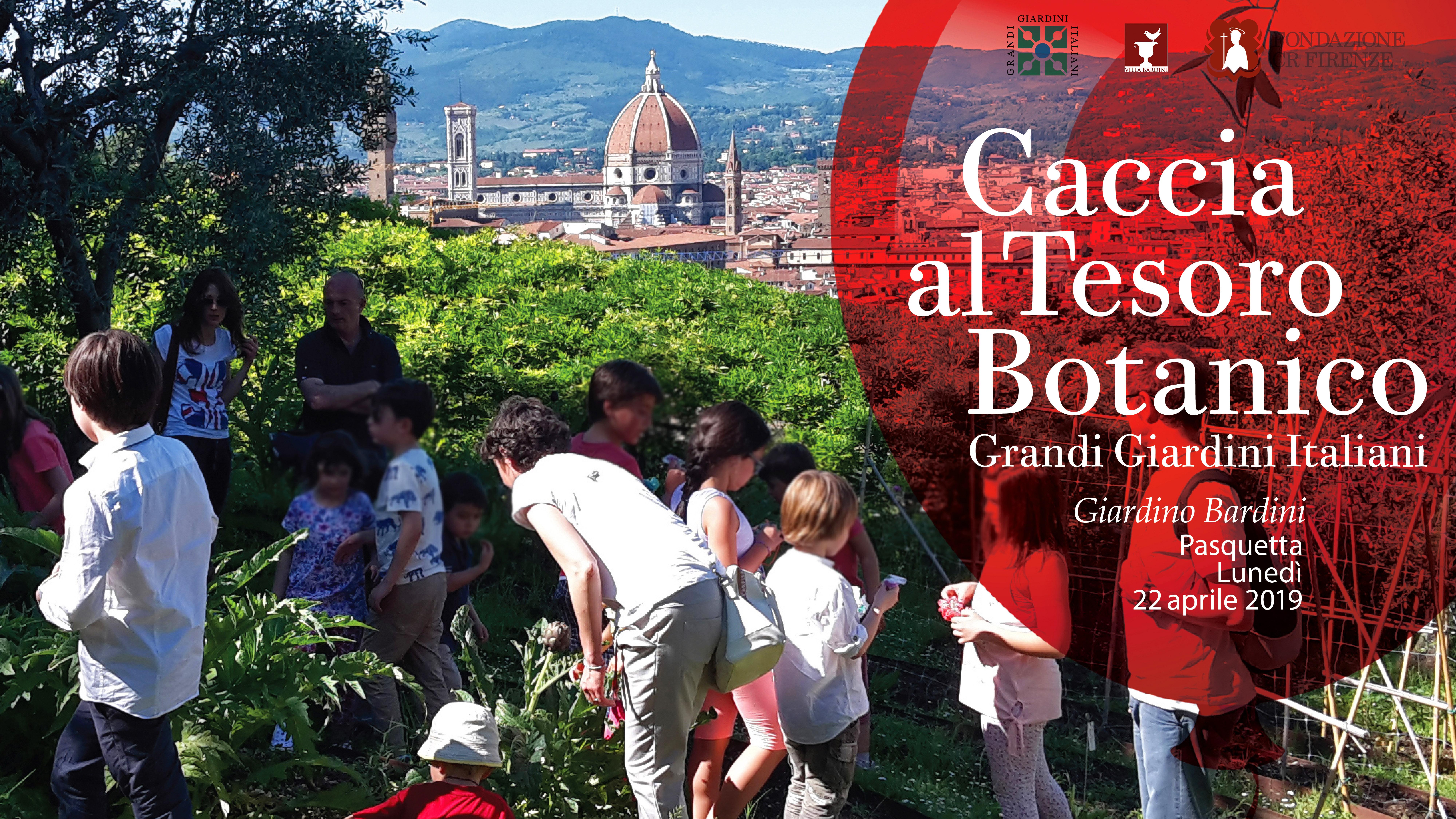 Caccia Al Tesoro Bambini 3 Anni : Caccia al tesoro botanico grandi giardini italiani beemyguide