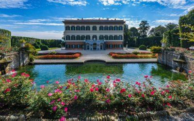 Visita alla Villa Reale di Marlia (LU)